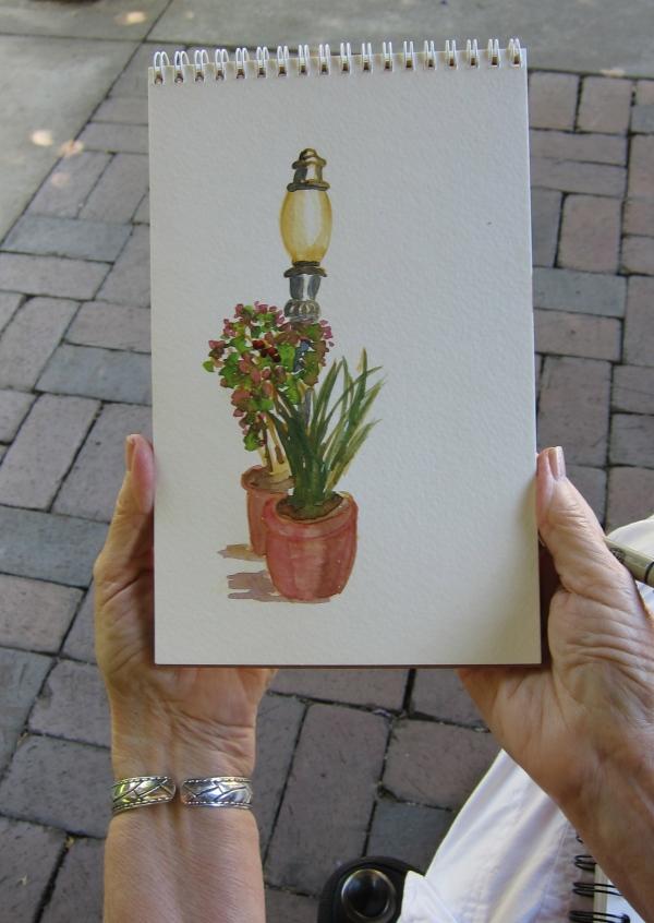 Stephen's lamppost